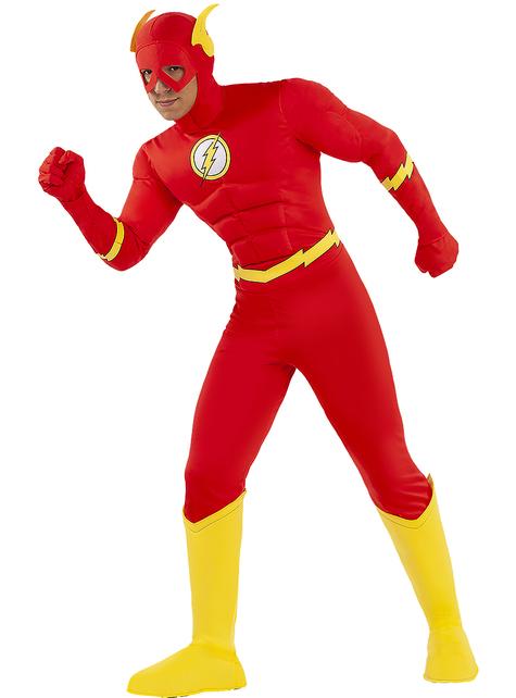 Flash muški kostim - DC Comics