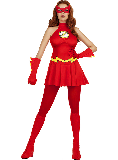 Γυναικεία Στολή Flash - DC Comics