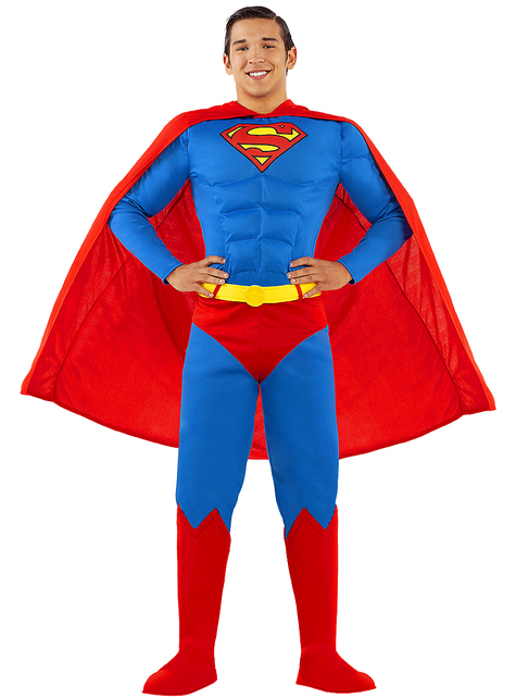 Costume Superman Consegna 24h Funidelia
