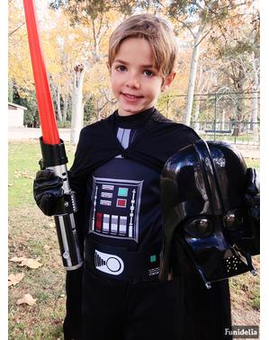Costum Darth Vader pentru băiat