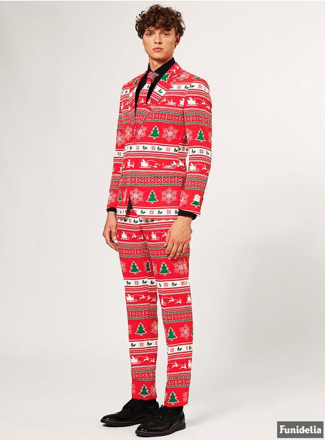 Costume Noël Rouge