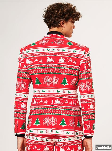 Winter Wonderland Opposuit Anzug