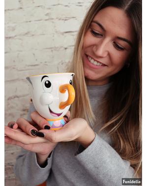 美女と野獣 チップ・マグカップ