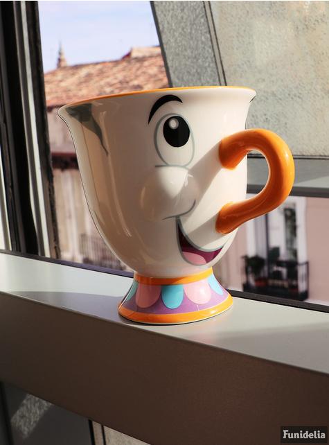Η επίσημη κούπα του Τσιπ από την Πεντάμορφη και το Τέρας