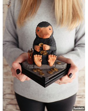 Figura de Escarbato Animales fantásticos y dónde encontrarlos 19 x 11 cm