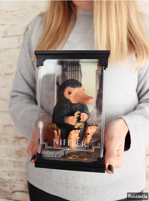 Figura de Niffler Monstros Fantásticos e Onde Encontr 19 x 11 cmá-los