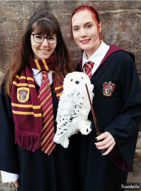 Grande peluche Hedwige la Chouette Harry Potter 36 cm