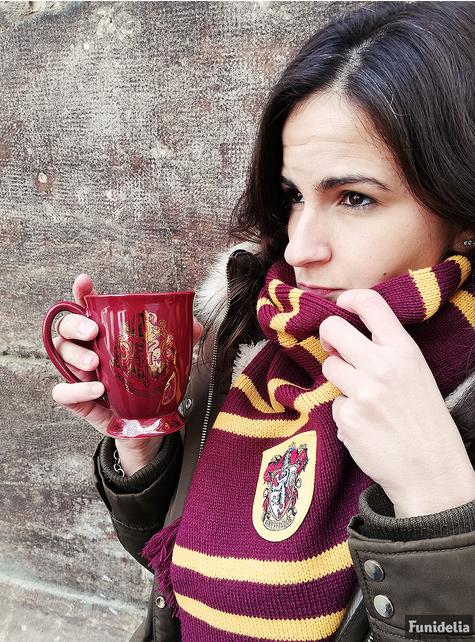 Taza Hogwarts cerámica para desayuno Harry Potter