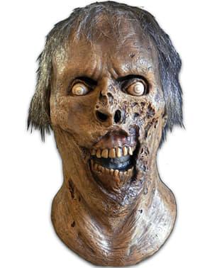 Mască de umblător zombie The Walking Dead pentru adult