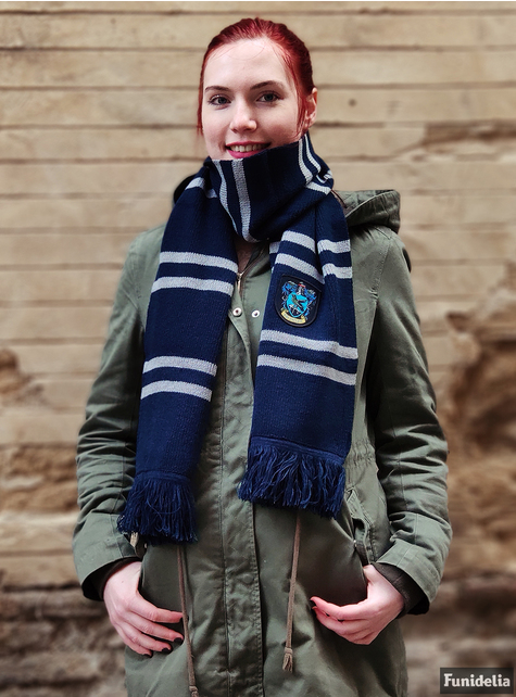 Ravenclaw scarf (Official Collector's replica) - Harry Potter