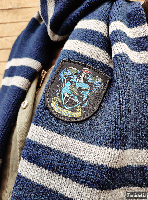 Bufanda de Ravenclaw (Réplica oficial Collectors) - Harry Potter