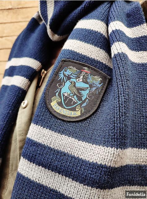 Bufanda de Ravenclaw (Réplica oficial Collectors) - Harry Potter