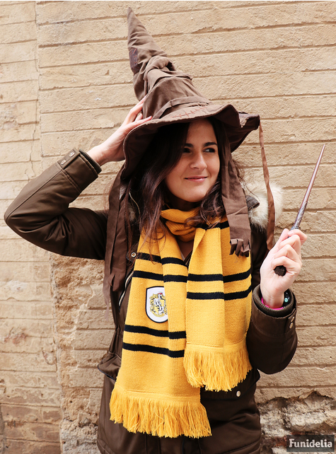 Hufflepuff scarf (Official Collector's replica) - Harry Potter