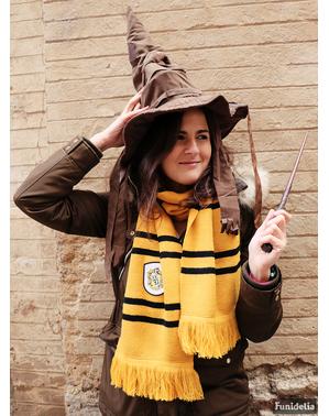 Hufflepuff shawl (Officieel verzamelitem) - Harry Potter