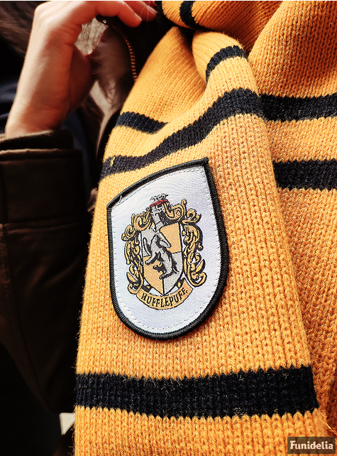 Szalik Hufflepuff (Oficjalna replika kolekcjonerska) - Harry Potter