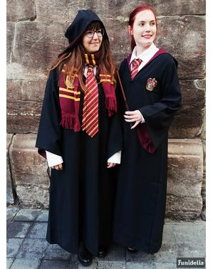 Harry Potter Gryffindor lyx rock för vuxen (Officiell Samplarkopia)