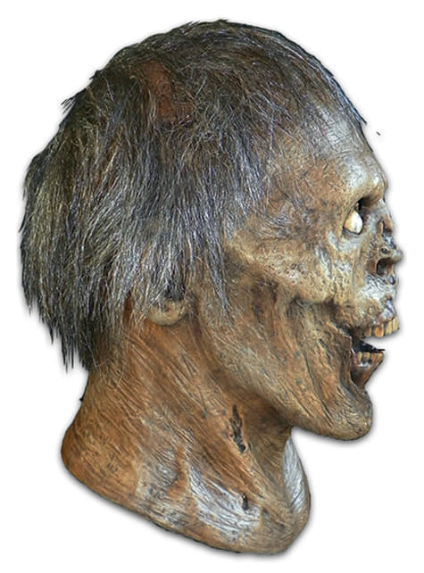 Máscara de caminhante zombie The Walking Dead para adulto