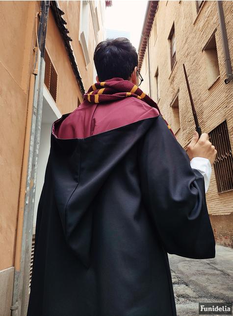Gryffindor Deluxe kápa fyrir fullorðna - Harry Potter
