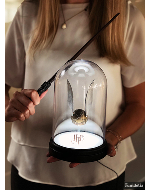 Golden snitch lampe 20 cm - Harry Potter