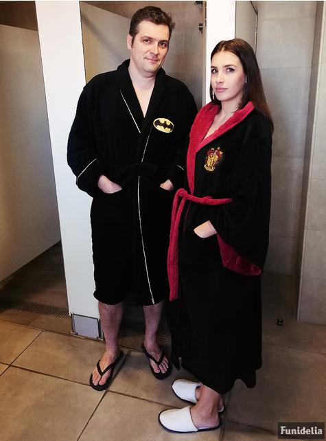 Szlafrok Gryffindor damski - Harry Potter
