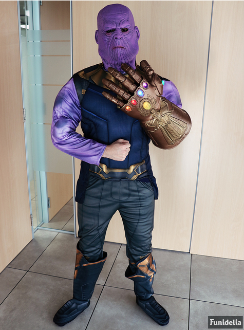 Rękawica Nieskończoności Thanos (licencjonowana replika) – Avengers Wojna bez Granic