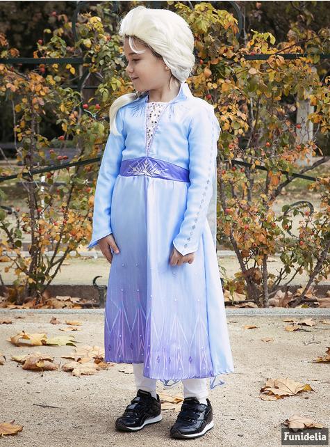 Disfraz de Elsa Frozen 2 para niña