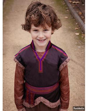 Disfraz de Kristoff deluxe para niño - Frozen 2