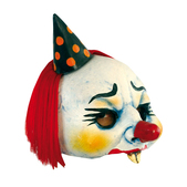 Máscara abierta Open Yordi Clown Halloween