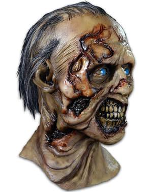 Maschera da zombie vittima dei Lupi The Walking Dead per adulto