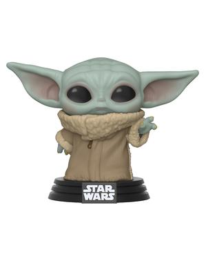 Funko POP! Бебе Yoda - Най Mandalorian