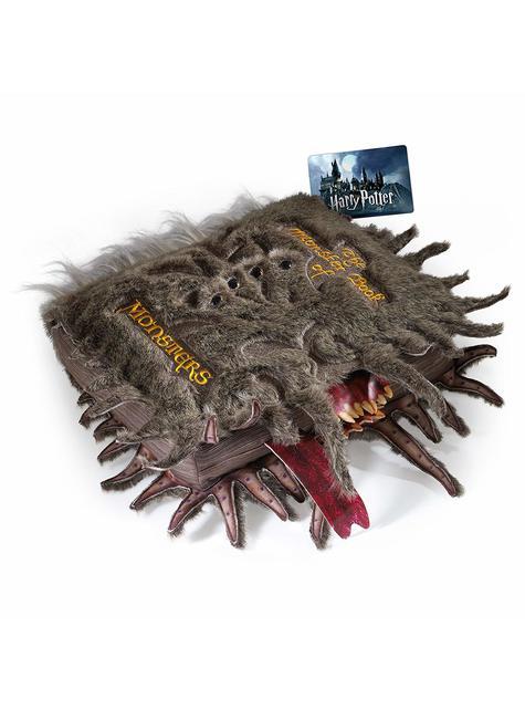 Réplica del Monstruoso Libro de los Monstruos Harry Potter