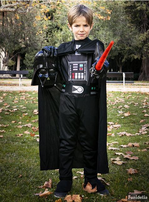 Costume Darth Vader per bambino