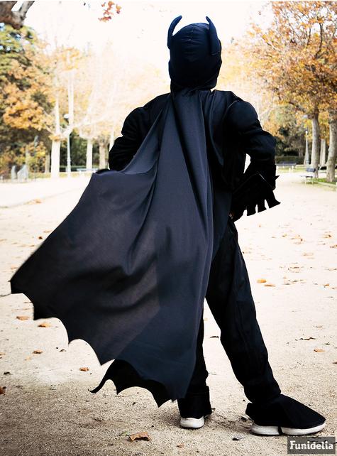 ダークナイトライジング 子供用デラックス・バットマン衣装