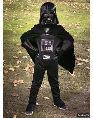 Darth Vader Gloves (Child)
