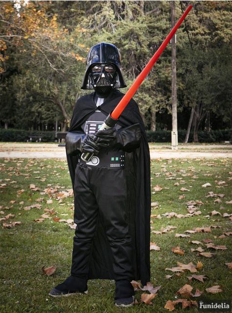 Guantes de Darth Vader para niño