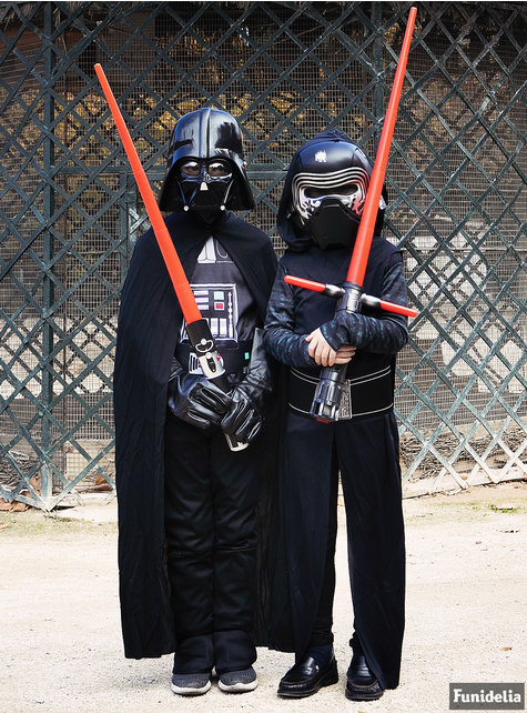 Darth Vader Gloves (Kids)