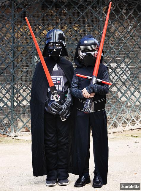 Luvas de Darth Vader para menino