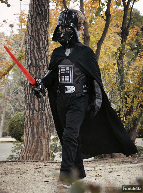 Mănuși Darth Vader pentru băiat