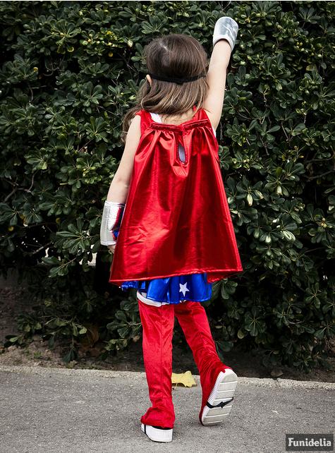 Чудо-Женщина Детский Костюм