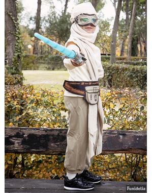 Maschera da Rey Star Wars Episodio 7 da bambina