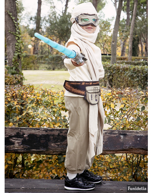 Star Wars: The Force Awakens Rey Ögonmask Barn
