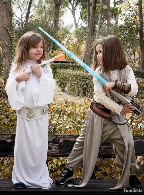 Strój Rey Star Wars: Przebudzenie Mocy dla dziewczynki
