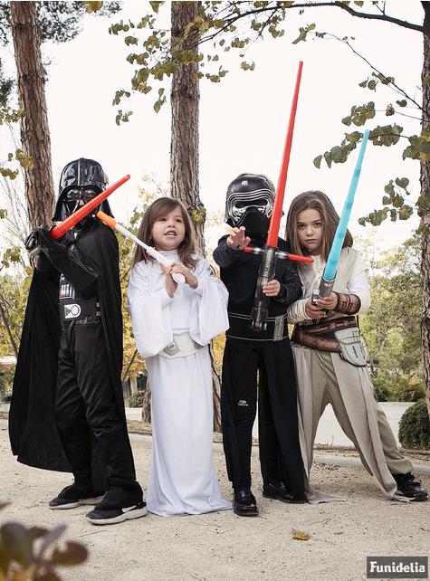 Fato de Rey Star Wars para menina