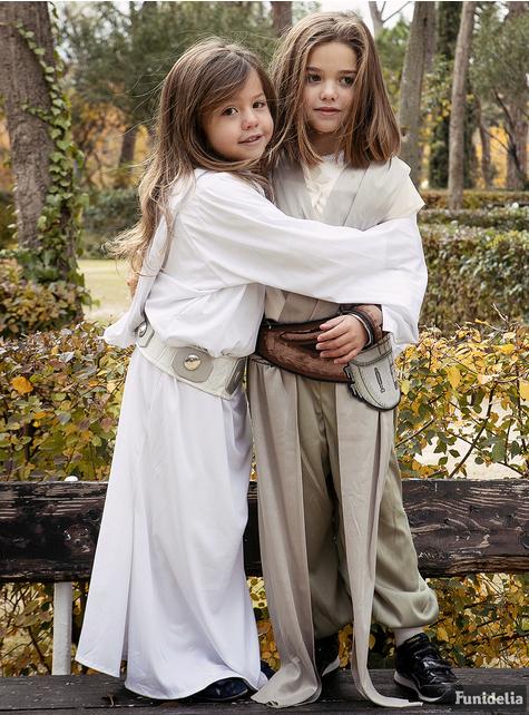 Rey Star Wars Episode 7 classic Kostuum voor meisjes