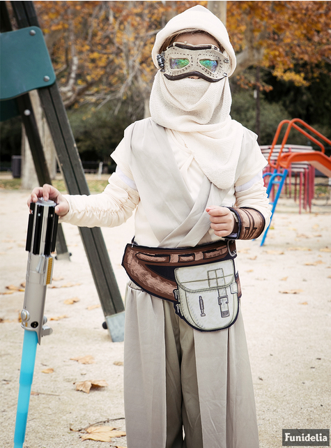 Klassinen Rey Star Wars The Force Awakens -asu tytöille