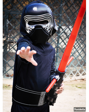 Fato de Kylo Ren Star Wars Episódio VII classic para menino
