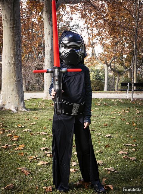 Kylo Ren Star Wars The Force Awakens Costume for boys
