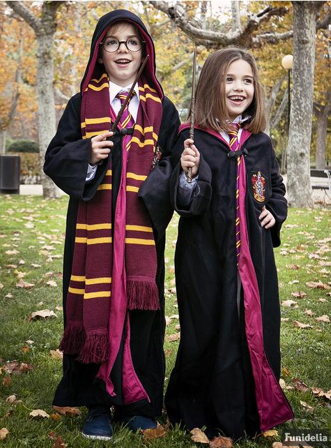 Hermione kostyme til jente
