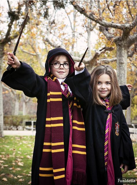Fato de Harry Potter infantil