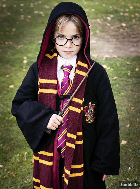 Deluxe Harry Potter Robe for Boys